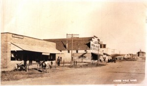 Lodgepole Opera House in History